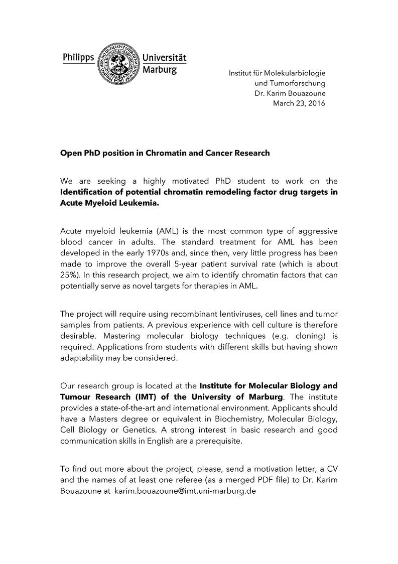 PhD position Bouazoune UKGM 2016.jpg
